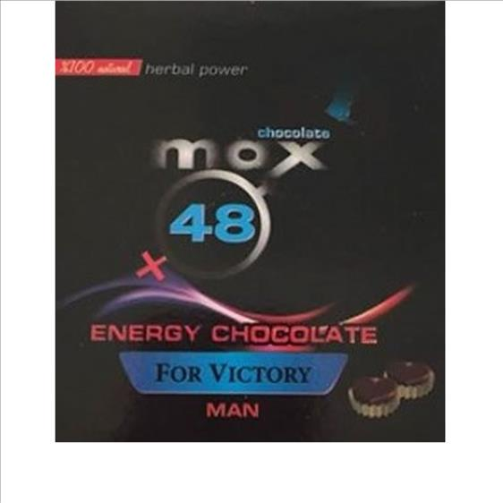 Max 48 Energy Chocolate Man